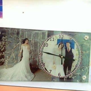 Đồng hồ pha lê in hình của hoahongdo2 tại Thái Nguyên - 1088091