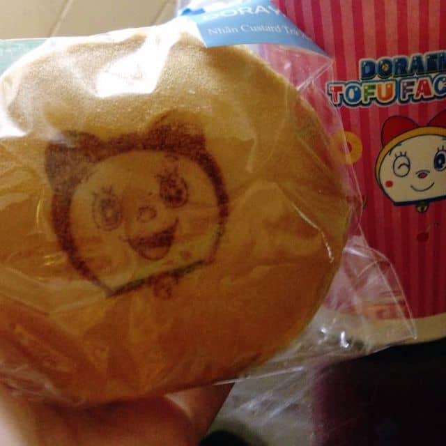 Dorayaki matcha của PinkyBun tại Doraemon Tofu Factory - AEON Mall - 268224