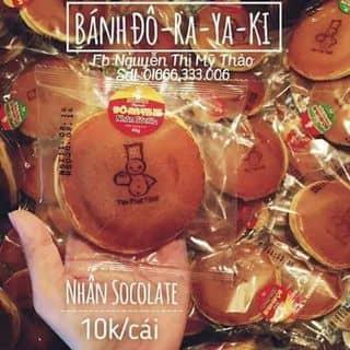 Dorayaki nhân Chocolate của htthuyduong tại An Giang - 715934