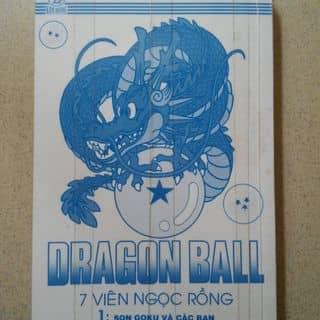 Dragon ball (7 viên ngọc rồng) - Tập 1 của thin_nguyen_2242 tại Hải Dương - 2740735