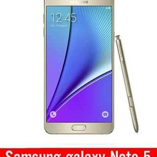 dt sam sung note5 của hero136782 tại Shop online, Huyện Ngã Năm, Sóc Trăng - 3421387