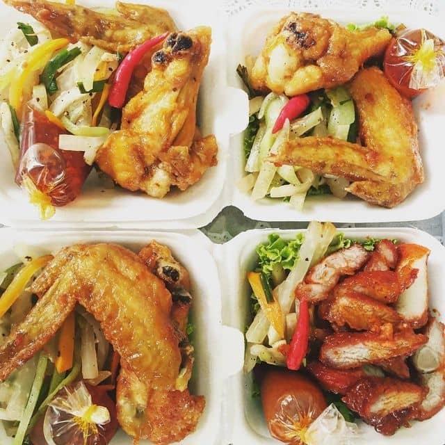 Đùi gà chiên nước mắm tỏi của Thảo Nguyễn tại meomeoshop  - 87245