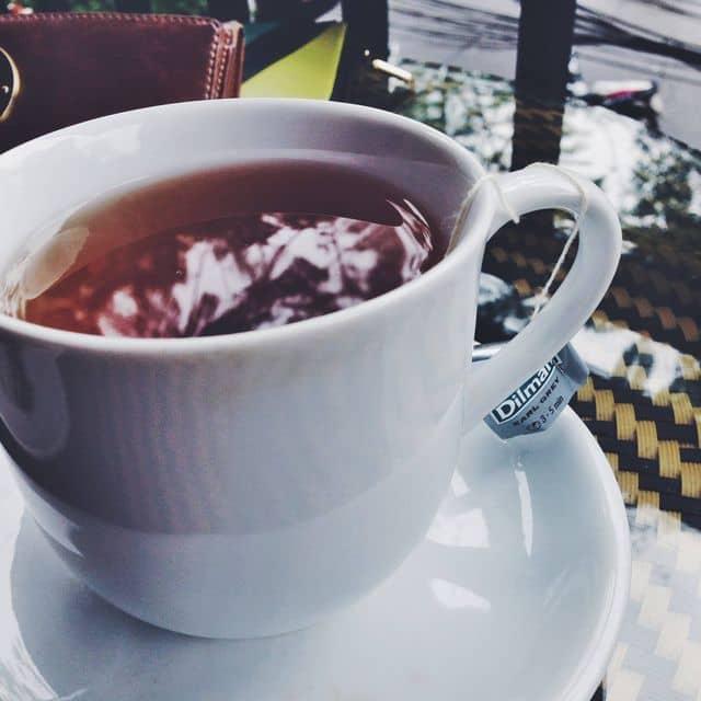 Earl grey honey tea của Pho Mai Que tại La Place Cafe - 28315