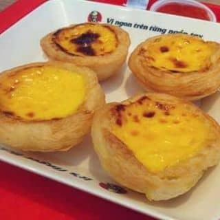 Egg tart - bánh trứng của diecthaongohoang tại Số 1 Đường số 17A, khu phố 11, phường Bình Trị Đông B, Quận Bình Tân, Hồ Chí Minh - 1431624