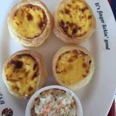 Eggtart của Sunny Day tại KFC - Bà Hom - 94558