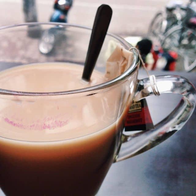 English breakfast tea của Pho Mai Que tại Argento Cafe - Hàm Long - 3508