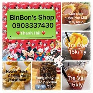 Free ship phú nhuận menu binbon shop của thanhhaipham9 tại 0903337430, Quận Phú Nhuận, Hồ Chí Minh - 1961881