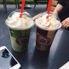 Freeze socola - trà xanh của Minh Trang Nguyễn tại Highlands Coffee - Pacific Place - 243214