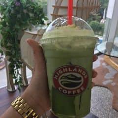 Freeze trà xanh của hoaahmi tại Highlands Coffee - Xuân Thuỷ - 1017314