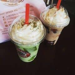 Freeze trà xanh-Freezen caramen của Linhh Giangg tại Highlands Coffee - Xuân Thuỷ - 268225