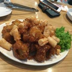 Fried chicken with honey của Thu Phương Đỗ tại Papa's Chicken & Pizza - 362558