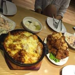 Gà cay - gà cay phô mai - gà tẩm gia vị của Khanh Duong tại Papa's Chicken & Pizza - 1030681
