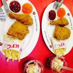 Gà rán của Thảo Thảo tại KFC - Times City - 58349