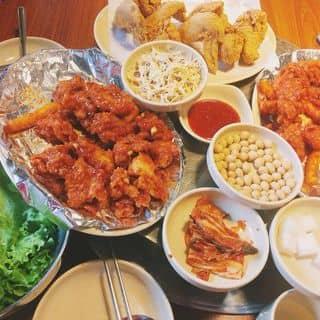Ăn gà rán - uống rượu gạo CHUẨN NHƯ PHIM HÀN ở phố Nguyễn Khang