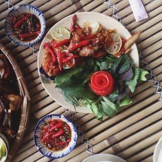 Gà sốt chua ngọt HQ - Gà mẹt của tudoan93 tại 129 Trần Huy Liệu, phường 8, Quận Phú Nhuận, Hồ Chí Minh - 4258954