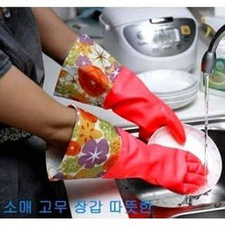 Găng tay cao su lot nỉ của belathuy tại Quảng Trị - 3219455