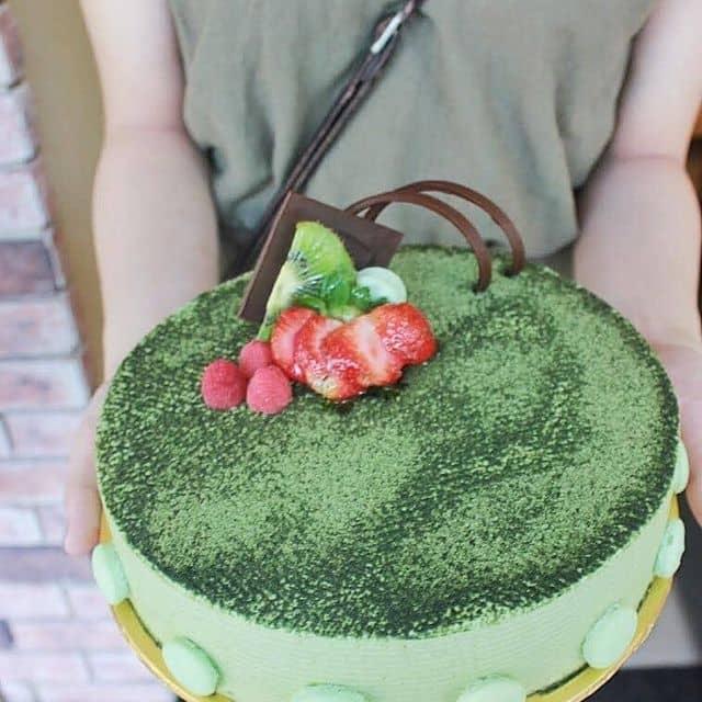 Gateaux trà xanh của Khoa Đặng tại Madame Hương Dessert - Lý Thường Kiệt - 71685