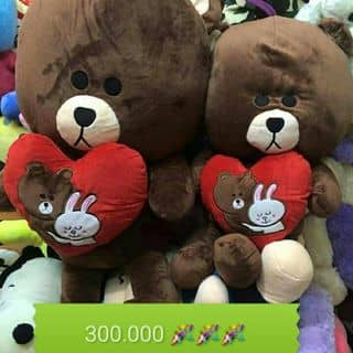 Gấu bông của kimcuong17 tại Long An - 1500898