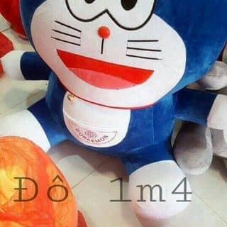 Gấu bông doremon .bự 1m4 của huonqho tại 298 Quốc lộ 1A, TT. Bến Lức, Huyện Bến Lức, Long An - 1507600