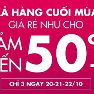 Giam 50% của rikatoji23 tại Hồ Chí Minh - 1411098