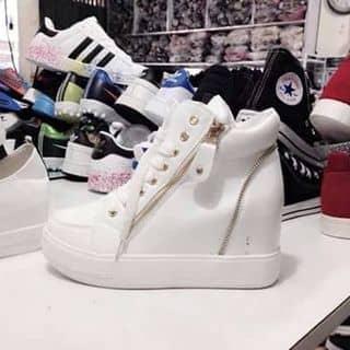 Giày độn gót trắng của linhsully tại Cao Bằng - 1139314