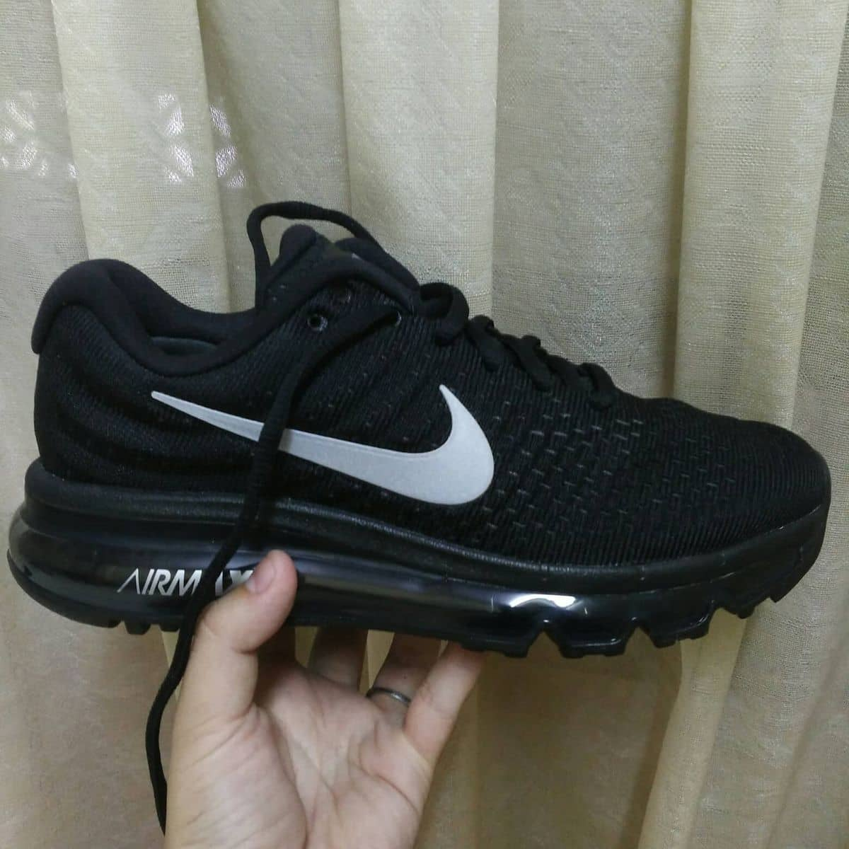 1c290f6bed ... new style best giày nike air max 2017 nobox ti 346 31a chu vn an p