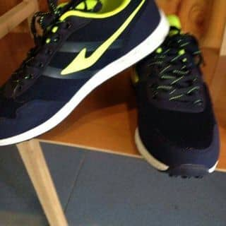 Giày nike air max F1 used, lúc mình mới mua là 270k, pass lại 170k nhé. Giày size 37 của nguyenphongngoc tại Phú Yên - 2199160