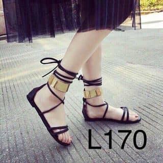giày sandal của npquynh tại Long An - 1487355
