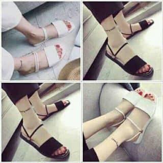 Giày sandals-size 38-39 của vonguyentuyettrinh tại Bình Định - 3074096