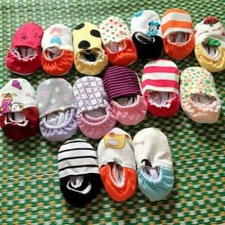 Giày vải BaBy của xuantocdo4 tại tt. Đồng Đăng, Thành Phố Lạng Sơn, Lạng Sơn - 924528