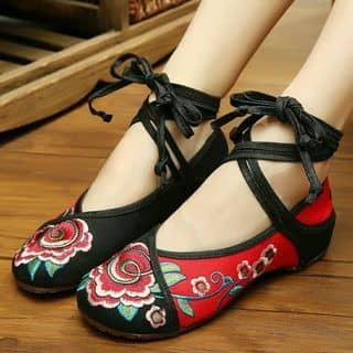 Giày vải thêu của phuongamity tại Quảng Nam - 2577709