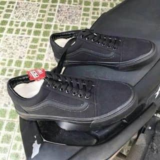 Giày vans full black của viettruog2 tại Sóc Trăng - 2690808