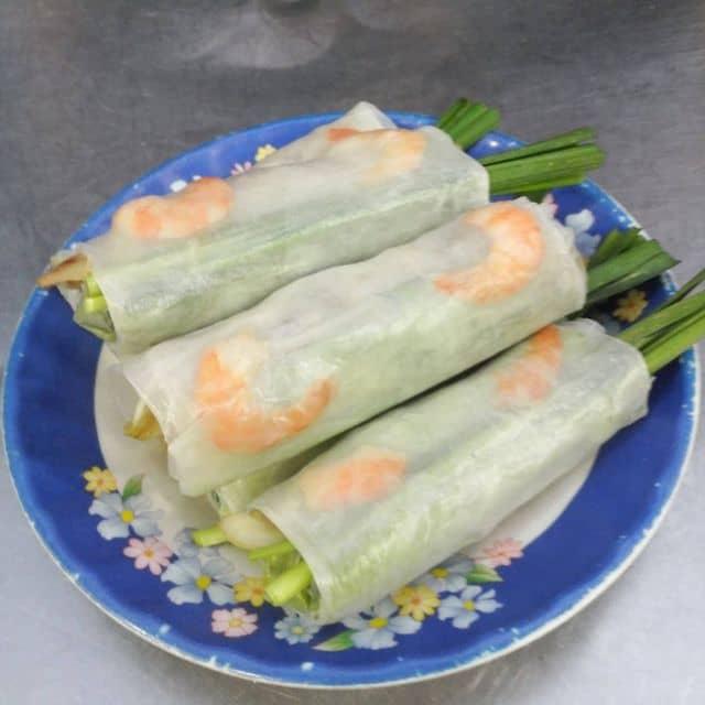 Gỏi cuốn của Keke Tân tại Bún Thịt Nướng - Thành Thái - 90627