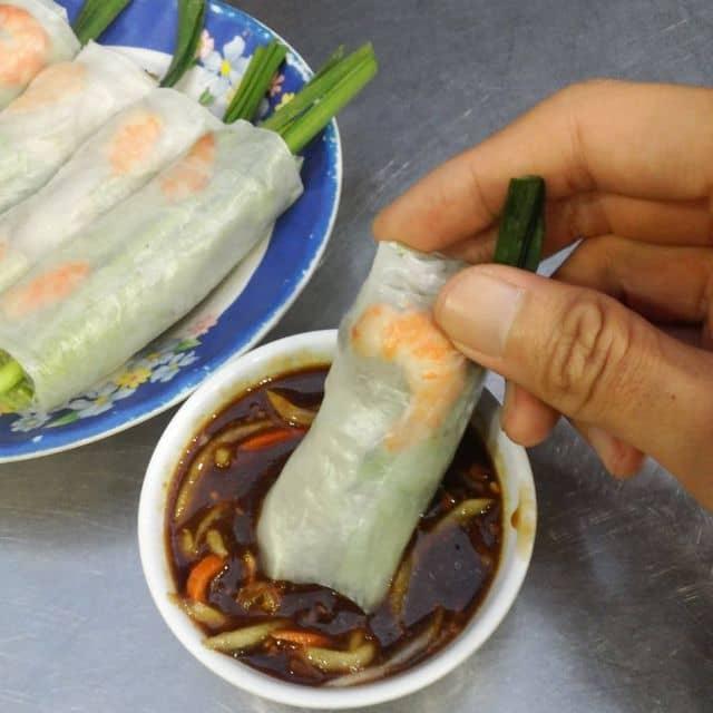 Gỏi cuốn của Hương Ngô tại Bún Thịt Nướng - Thành Thái - 90627