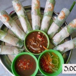 Gỏi cuốn tôm thịt của nhungkiko1402 tại 90 Thánh Thiên, Lê Lợi, Thành Phố Bắc Giang, Bắc Giang - 410865