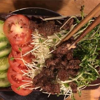 Gỏi rau mầm fit Bò của kool.gin tại 3 Phạm Ngũ Lão, Thành Phố Đà Lạt, Lâm Đồng - 3151134