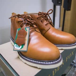 Golden Fox Arizona Chukka Boots - Boots da nhập khẩu cực đẹp của decemberrain0812 tại Hồ Chí Minh - 3265320