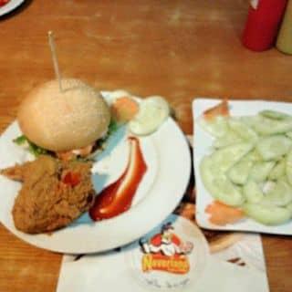 Hamburger của hothulam5689 tại 36 Hàng Than, Thành Phố Thanh Hóa, Thanh Hóa - 2689526