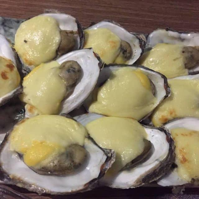 Hào nướng phô mai của Lưu My tại Hana BBQ & Hot Pot Buffet - Phạm Viết Chánh - 230948