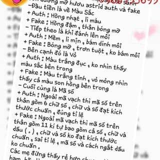 HD cách ss hàng auth vs fake của lstrang tại Lạng Sơn - 1454150