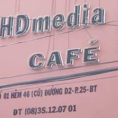HD Media Cafe tại 46/1 D2, Quận Bình Thạnh, Hồ Chí Minh