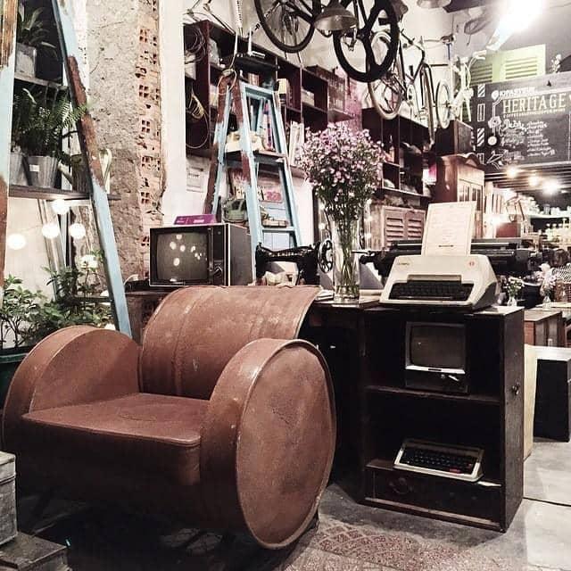 Heritage Coffee & Clothes - 10 Pasteur, Quận 1, Hồ Chí Minh