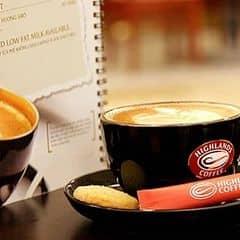 Highlands Coffee  Lê Thánh Tôn - Quận 1 - Café & Café/Take-away - lozi.vn