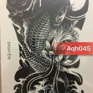 hình xăm dán của nimda tại Đà Nẵng - 1992121