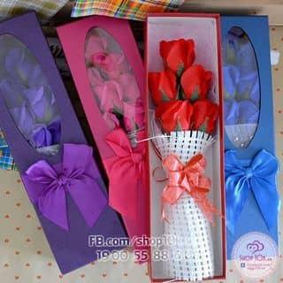 Hoa hồng sáp 5 bông của shop10k.vn tại Hồ Chí Minh - 1280812
