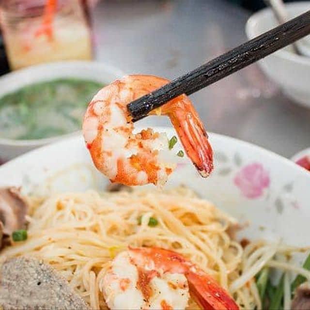 Hủ tiếu của Văn tại Khu ăn uống chợ Tân Định - 74297