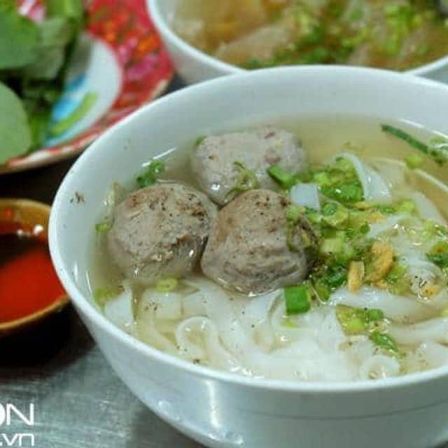 Hủ tiếu bò viên Trường Thành - 145/6 Nguyễn Thiện Thuật, Quận 3, Hồ Chí Minh