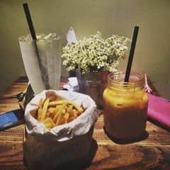 Ice blended matcha ? chanh tuyết của Hàn Mỹ Linh tại Aroi Dessert Cafe - Nguyễn Thiệp - 230485
