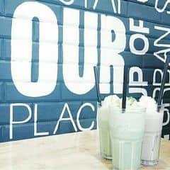 Iceblended matcha cream của Hải Yến tại Urban Station Coffee Takeaway - Chùa Láng - 362805