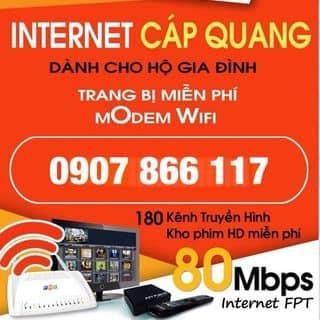 INTERNET WIFI TRUYỀN HÌNH FPT của toanvp tại 69, 30 Tháng 4, Thành Phố Mỹ Tho, Tiền Giang - 1441025